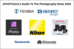 ePHOTOzine's Guide To The Photography Show 2020