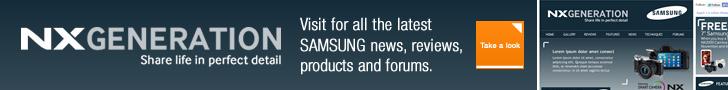 Samsung NX Generation