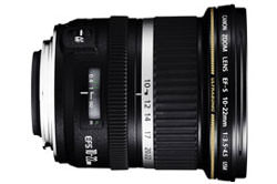 Canon EF-S 10-22mm f/3.5-4.5 Interchangeable Lens Review