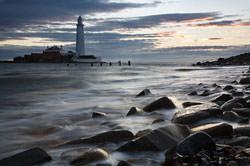 Morning coast shoot