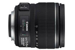 Canon 15-85mm lens review