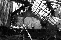 Photographing derelict buildings