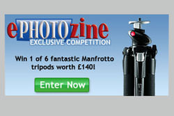 Win with Manfrotto