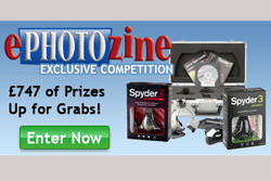 Win 1 of 3 Spyder3 prizes!