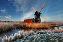 Photographing windmills