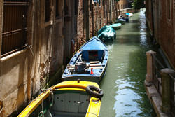Photographing canals