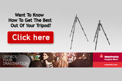 How to get the best out of your tripod.