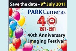 Park Cameras 40th anniversary