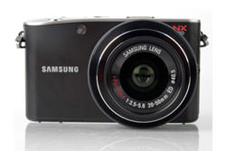 Samsung NX100 review