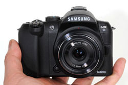 Samsung NX10 Review
