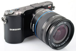Samsung NX 200 Review