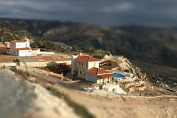 How To Create The Tilt-Shift Lens Effect In Photoshop