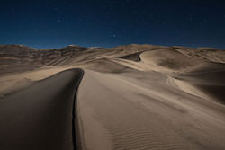 Taking Photos In The Californian Deserts