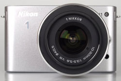 Nikon 1 J1 Mirrorless A-CIL Review