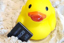Samsung SDHC MicroSDHC Plus Memory Card Review