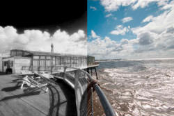 How To Create The Infrared Image Look