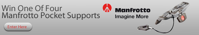 Win A Manfrotto Pocket Support