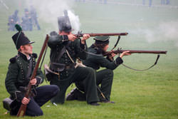 Battle Re-Enactment Photography