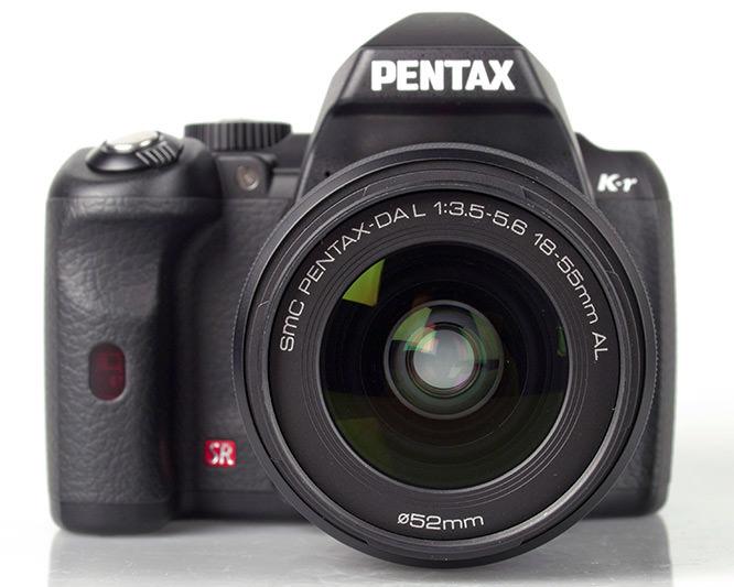 Pentax K-r DSLR