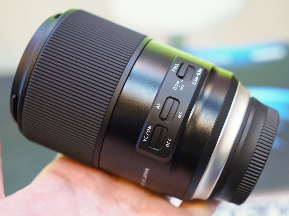 Tamron SP 90mm F2 8 MACRO 1 1 Di VC USD (3)