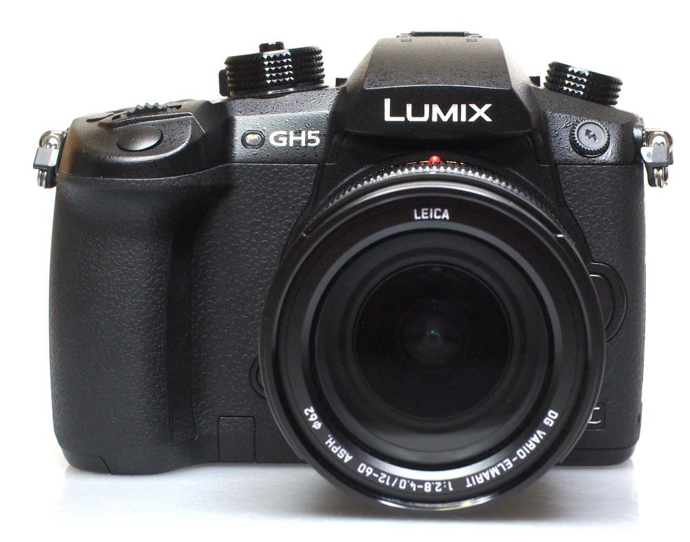 Panasonic Lumix GH5 Leica 12 60mm Lens (1)