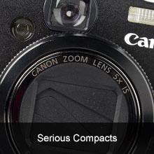Top 8 Best Serious Compact Digital Cameras
