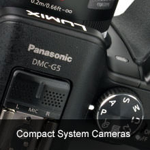 Top 10 Best Mirrorless Compact System Cameras