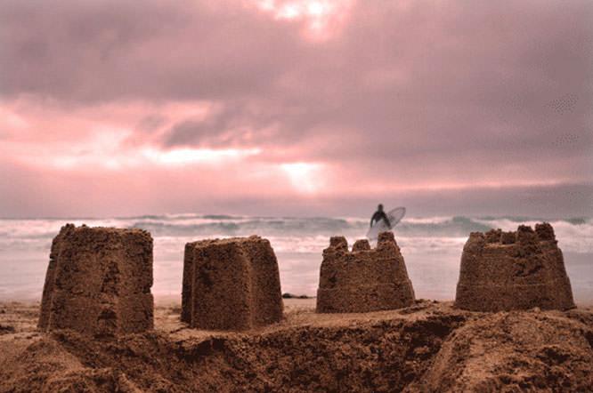 Runner Up Sandcastles