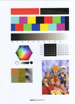 Epson Stylus Photo Printer PX720WD vivid colours and fine detail