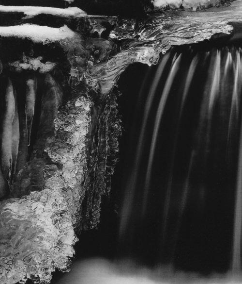 Epson Stylus Photo Printer PX720WD Closeup of an ice image