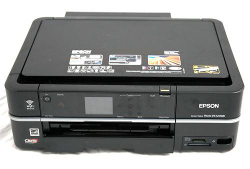 Epson Stylus Photo Printer PX720WD