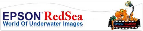 Epson Red Sea World of Underwater Images Logo