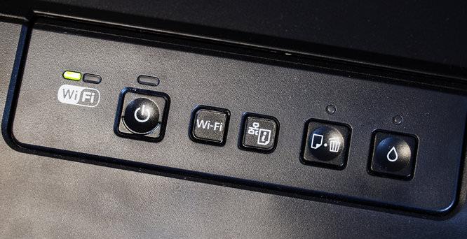 Epson Stylus 1500w Buttons P3121300