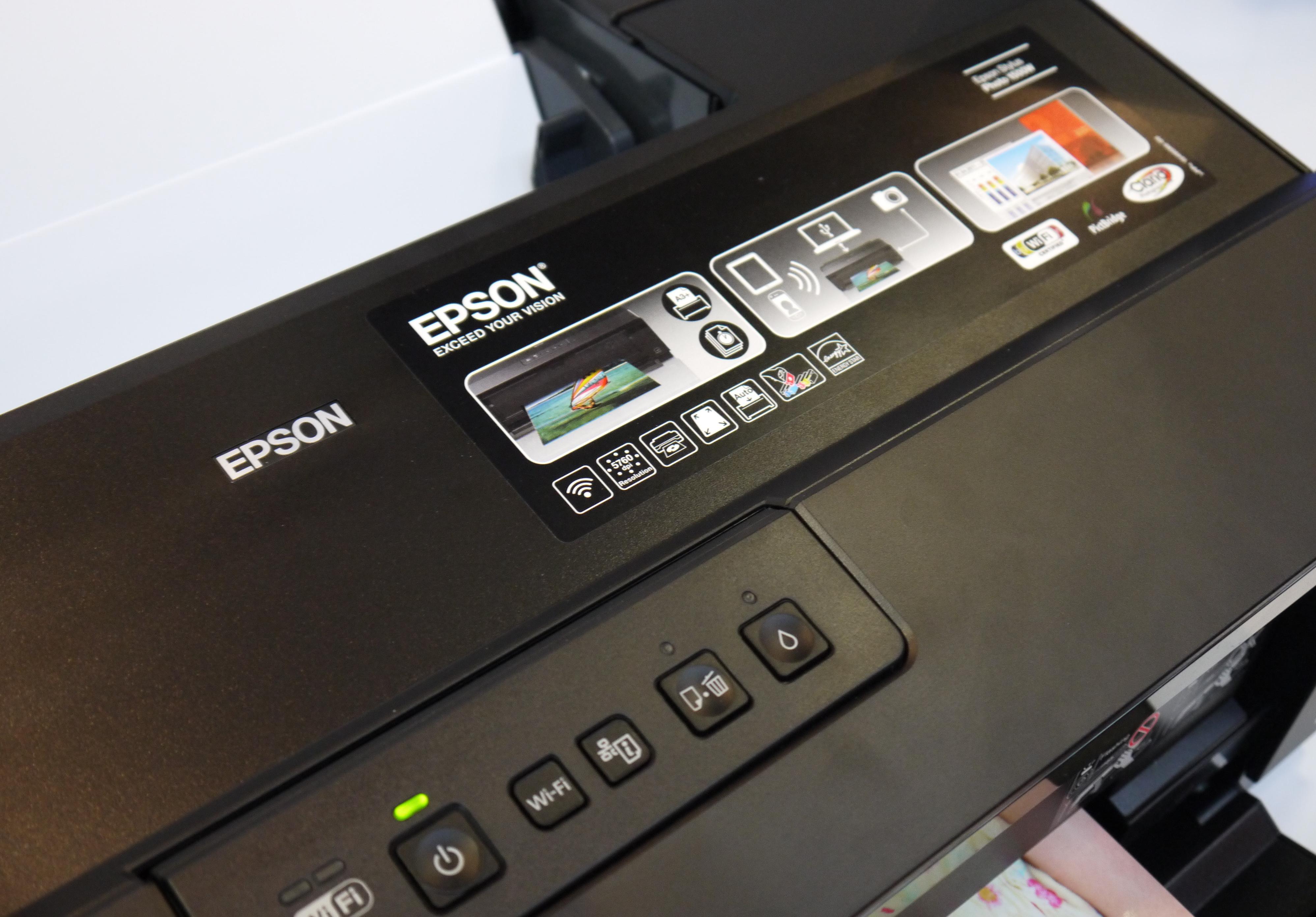 epson stylus photo 1500w a3 wifi printer review