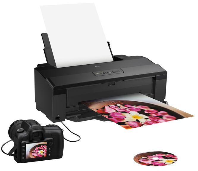 Epson Stylus Photo 1500W A3 Wireless Photo Printer