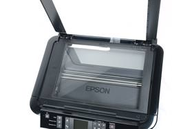 Epson Stylus Photo PX650 scanner