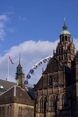 Epson Stylus Photo PX810 FW town hall original image