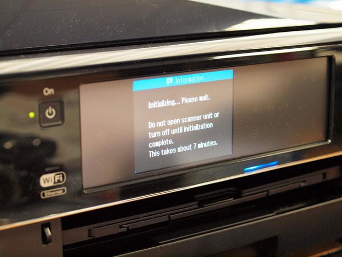 Epson Stylus Photo PX830FWD