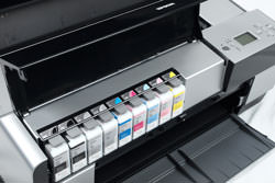 Epson Stylus Pro 3880 ink tanks