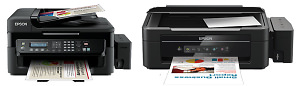 Epson Unveil Cartridge-Less Printers
