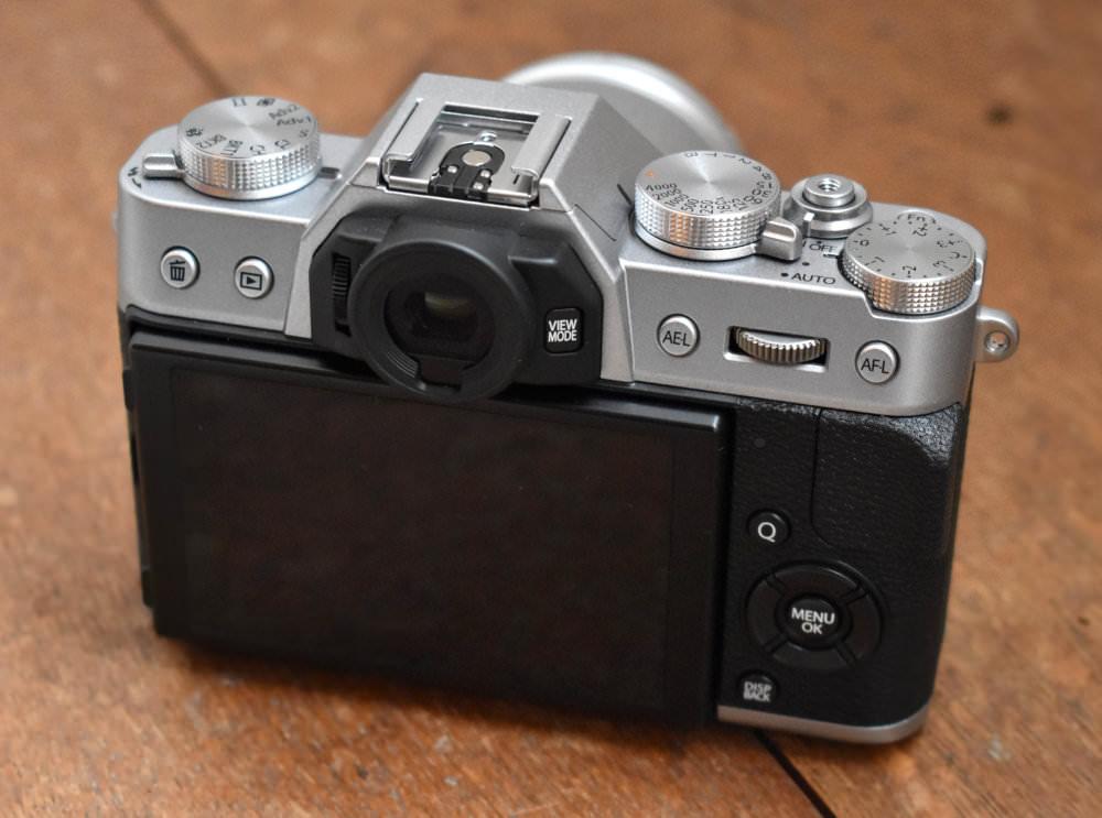 Fujifilm X T20 Silver (2)