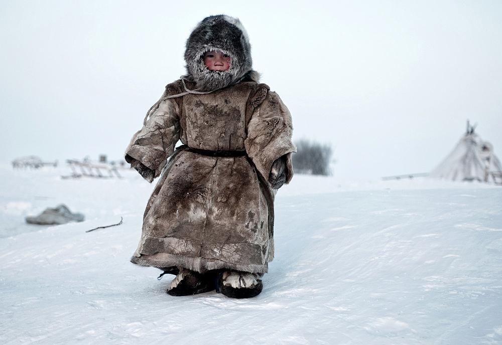 On the Tundra by Simon Morris