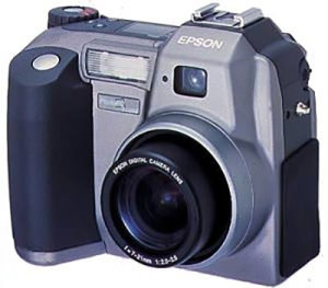 Espon introduce a digital camera with Print Image Matching Technology