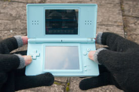 etre touchy in use with games console