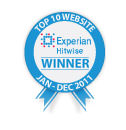 Experian Hitwise Top 10 Awards 2011