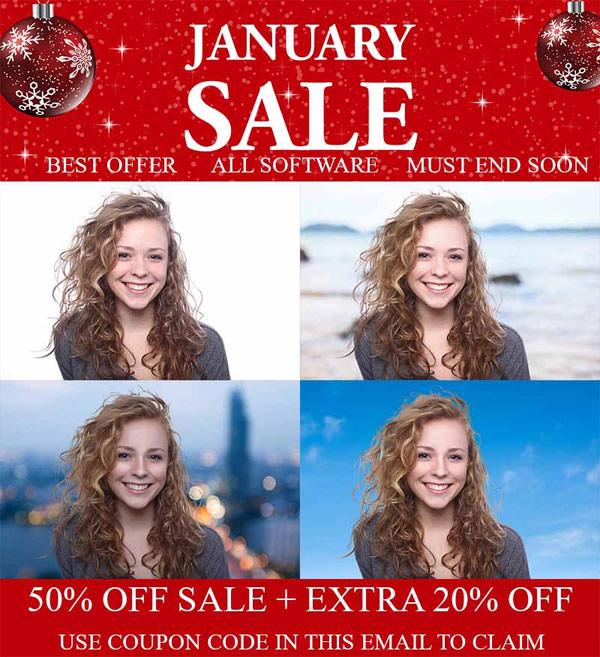 PP January sale PR
