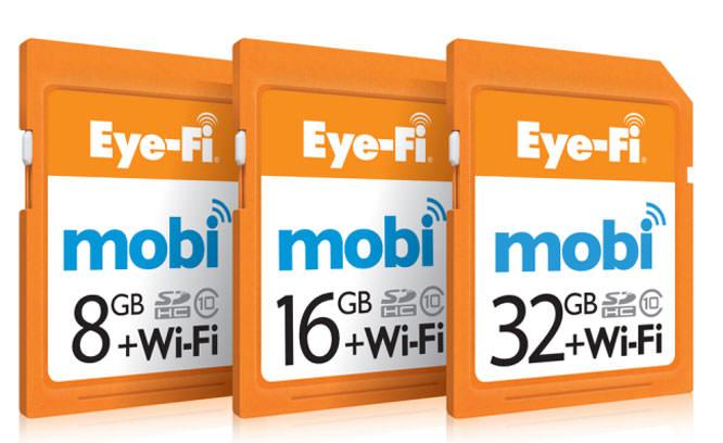 Eye-Fi cards