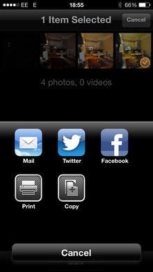 Eye Fi Mobi App Screenshot 9