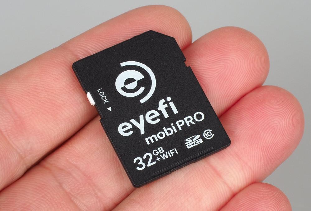 Eyefi MoboPRO Wi Fi SD Card (1)