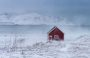 Thumbnail : Eyecatching Red Shed Landscape Awarded POTW Accolade